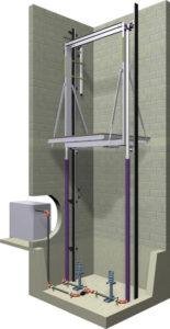 Holeless Hydraulic Elevators in Salt Lake City