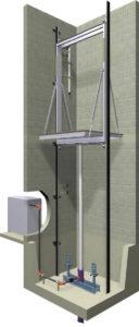 In-Ground Hydraulic Elevators in Salt Lake City
