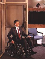 Wheelchair Lifts by Carson Elevator