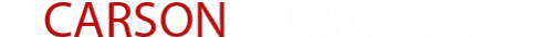 Carson Elevator Logo